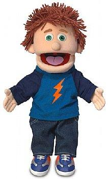 Puppet Ministry-14 inch Full Body Hand Puppet-Tommy