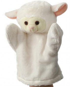 Animal Puppet-My First Puppet-Hand-Lil Lamb