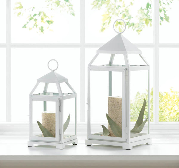 Lanterns-Modern-Contemporary-Large-Medium-White