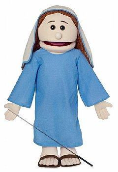Puppet Ministry-Mary-25 OR 14 inch- Full Body Puppet-Bible Time Collection