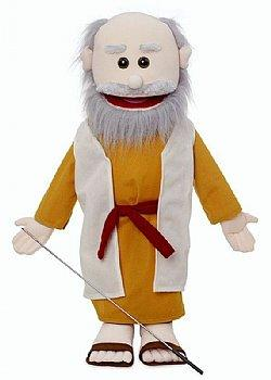 Puppet Ministry-Moses-25 OR 14 inch Full Body Puppet-Bible Time Collection