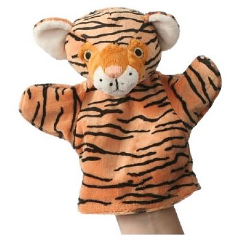 Animal Puppet-My First Puppet-Lil Tiger