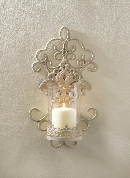 Wall Sconce-Romantic Lace