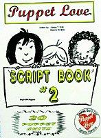 Puppet Scripts-Ministry-Puppet Love-Book 2 and CD