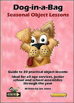 Puppet Scripts- Ministry-Dog In A Bag-Prop Kit