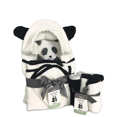 Bathtime-Panda Baby-Bath Essentials-Bed Voyage
