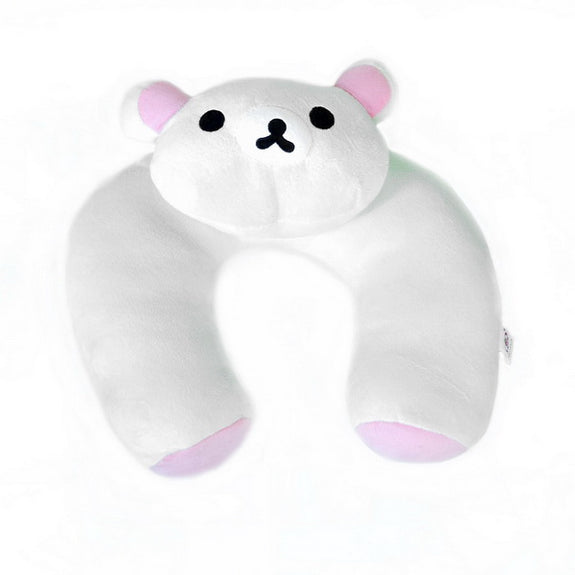 Children's Neck Pillow-Snow Bear