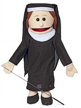 Puppet Ministry-Nun-25 OR 14 inch Full Body Puppet-Bible Time Collection