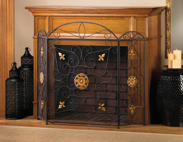 Fireplace Accessories-Screen-Splendor