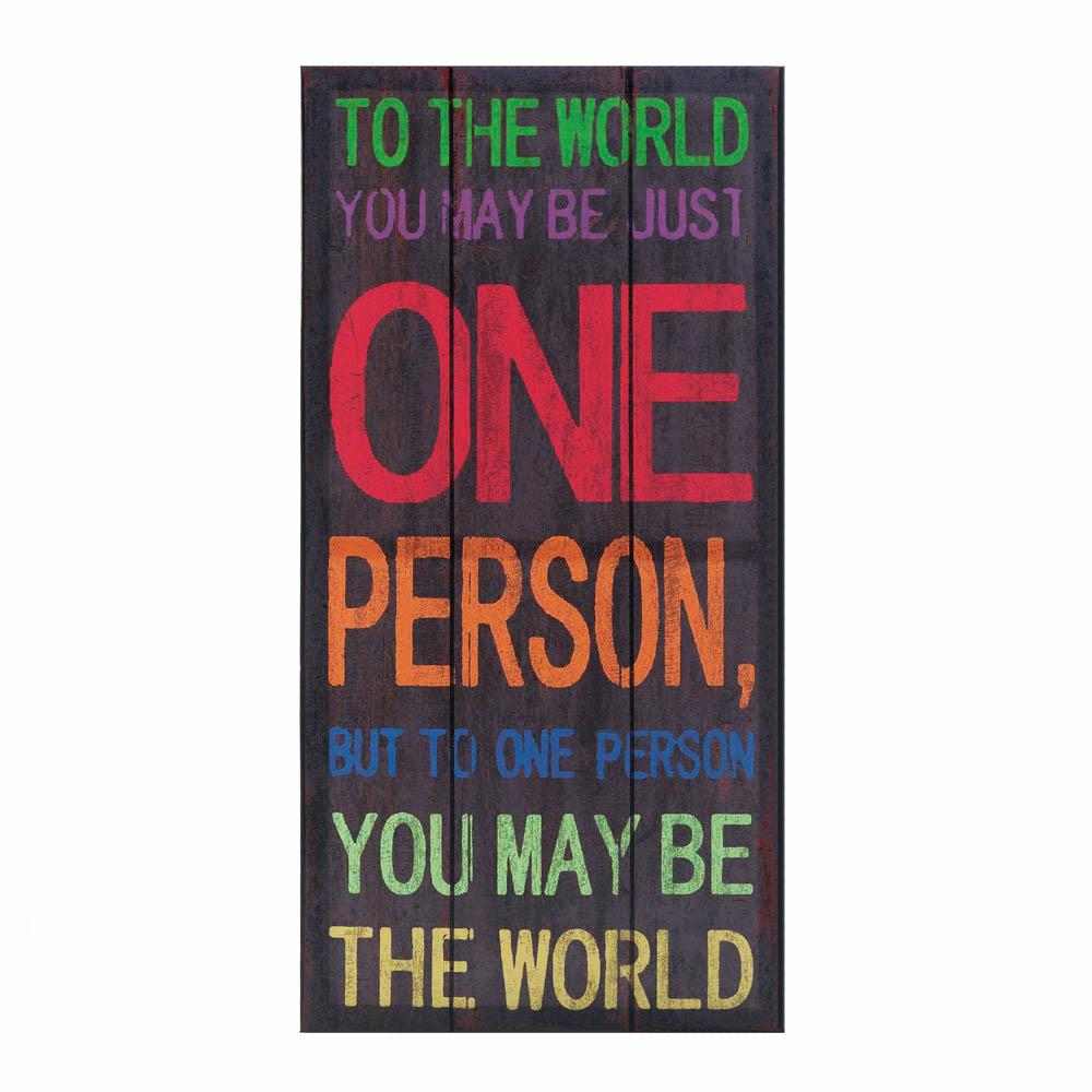 Canvas Wall Art-Colorful-The World