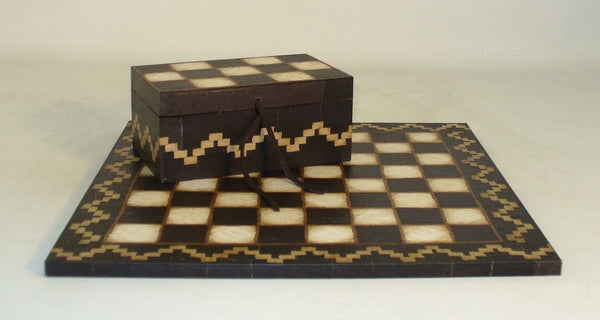 Southwest Applique Box and Chessboard - Seasonal Expressions