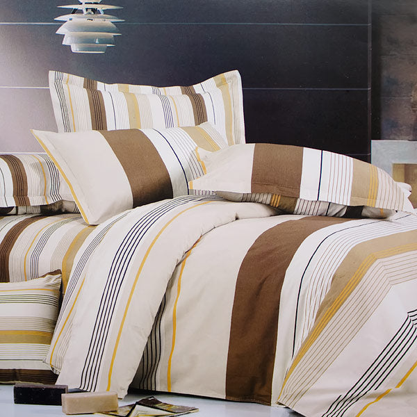 Bed Linen-Comforter 4 Piece Set-Twin-Shale