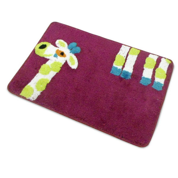Kid's Rug-15.7x23.6-Happy Giraffe