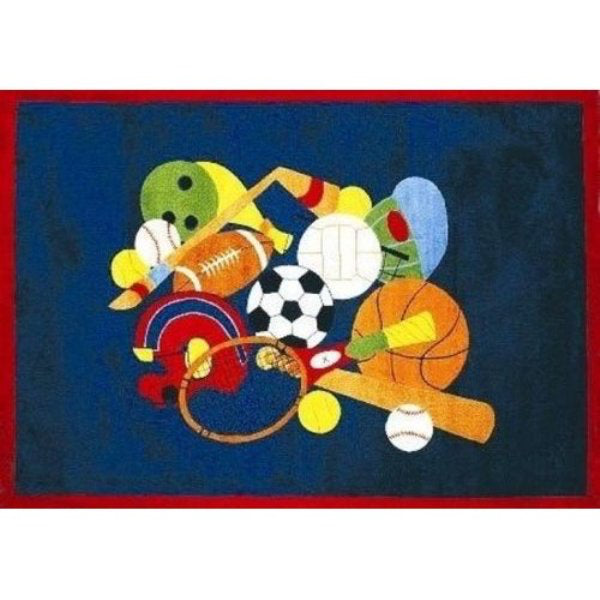 Kid's Rug-Small-Medium-Large-Sports America-Babies and Children