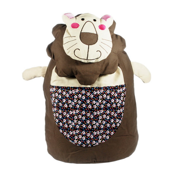 Children's Backpack-School-Outdoors-Smile Lion