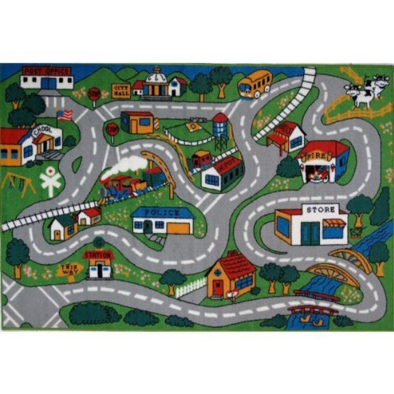 Kid's Rug-Small-Medium-Large-Country Fun