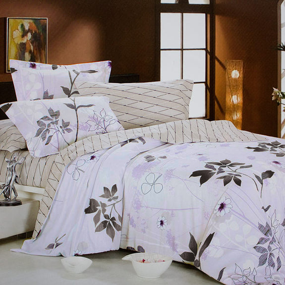 Bed Linen-Comforter Set-Full-Faint Aroma