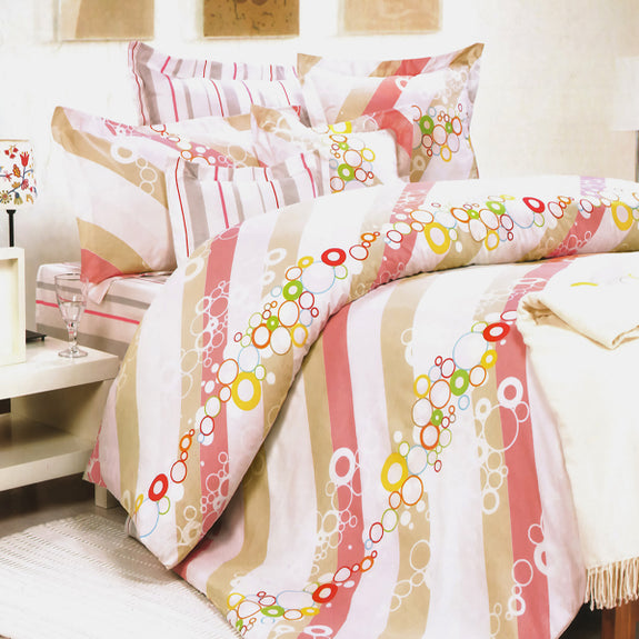 Bed Linen-Pink Princess-Options-Sizes-Sets
