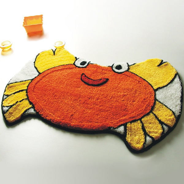 Kid's Rug-22x32-Naomi-Crab-Kids Decor