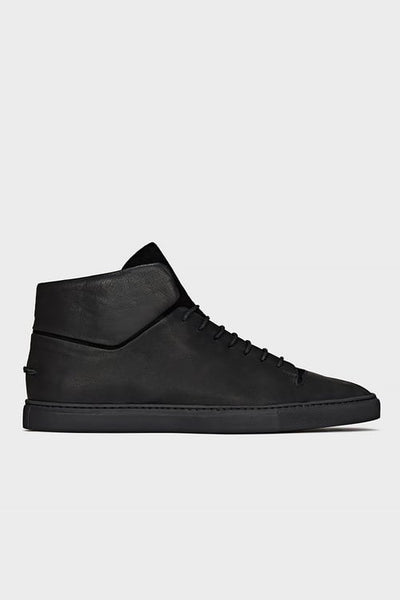 CLEAN MID - BLACK WMNS