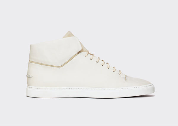 CLEAN MID - WHITE WMNS