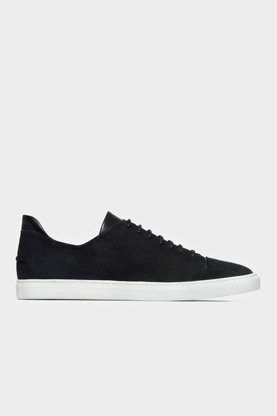 CLEAN LOW - BLACK NUBUCK WMNS