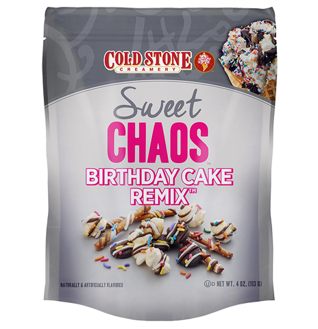 Sweet Chaos Cold Stone Birthday Cake Remix