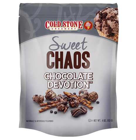 Sweet Chaos Cold Stone Chocolate Devotion