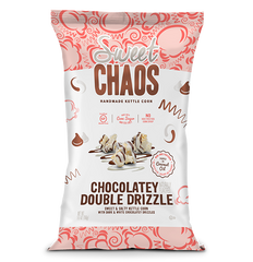 Sweet Chaos Chocolatey Double Drizzle - front of bag