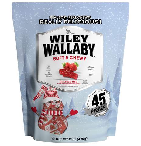 Wiley Wallaby Winter Pack