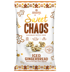 Sweet Chaos Iced Gingerbread