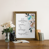 Yarn + Coffee Printable Art - Hewitt Avenue
