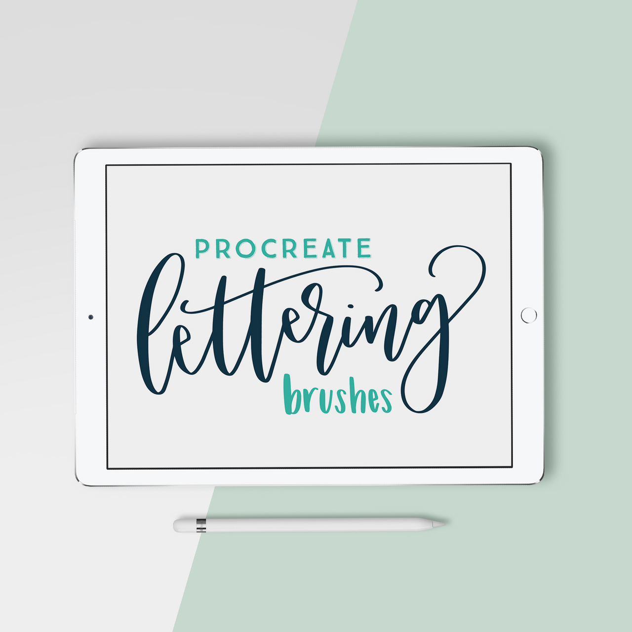 Pack of 10 Essential Procreate Brushes - Hewitt Avenue
