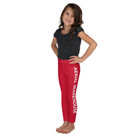 Aerial Warehouse Logo Leggings for Kids