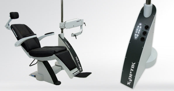 S4 Optik 2500-CB Chair and Stand Unit - Precision Equipment