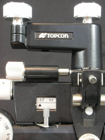 Topcon VT-10 Phoropter Negative Cylinder - Precision Equipment