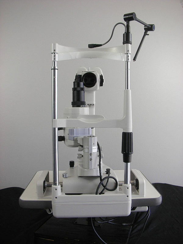 Topcon SL-D2 slit lamp -digital ready - Precision Equipment