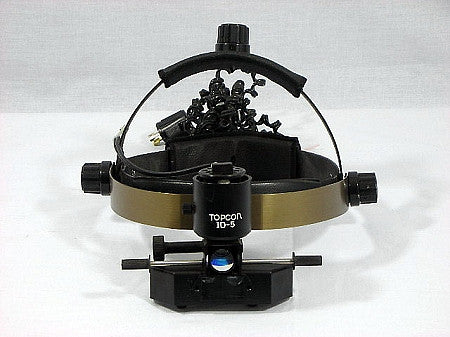 Topcon ID-5 BIO Binocular Indirect Ophthalmoscope - Precision Equipment