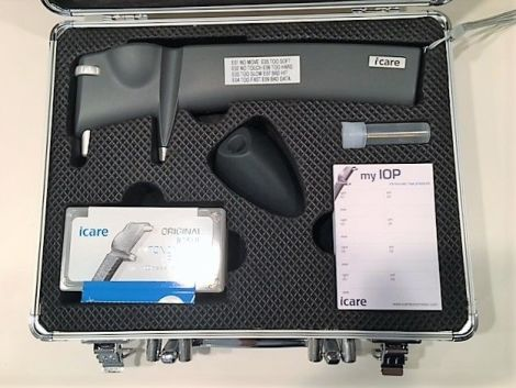 Icare® TA01i tonometer - Precision Equipment