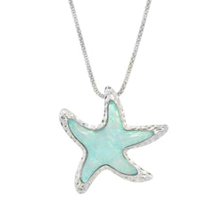 Costal Starfish Necklace