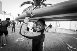 Changing Lives Through Surfing - Surfers Not Street Children
