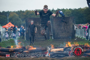 dryrobe's Pete takes on his first OCR