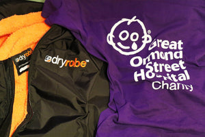 Great Ormond Street dryrobe Change Challenge