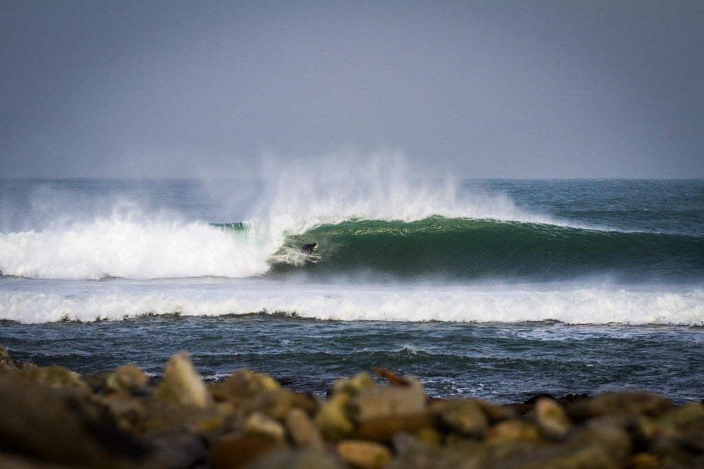 Ireland - Cold water adventures with surfer Taz Knight