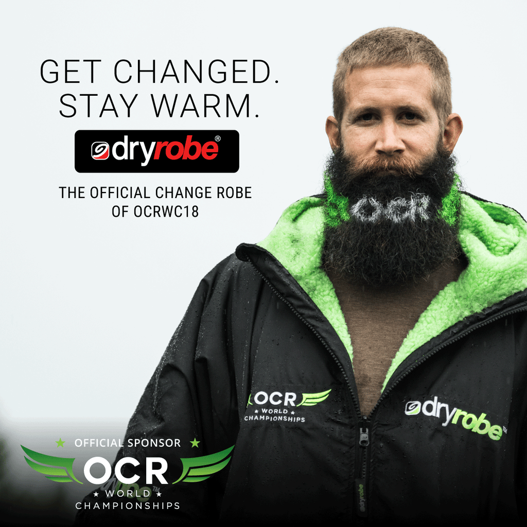 dryrobe - The Official Change Robe Of The OCR World Championships