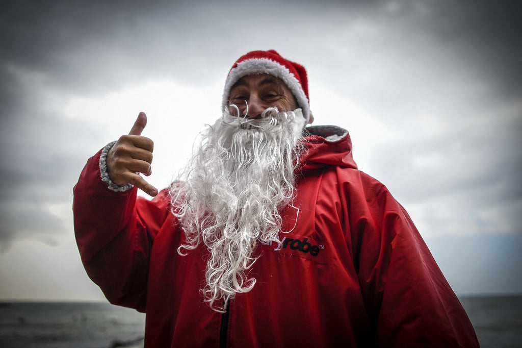Rad Santa by dryrobe