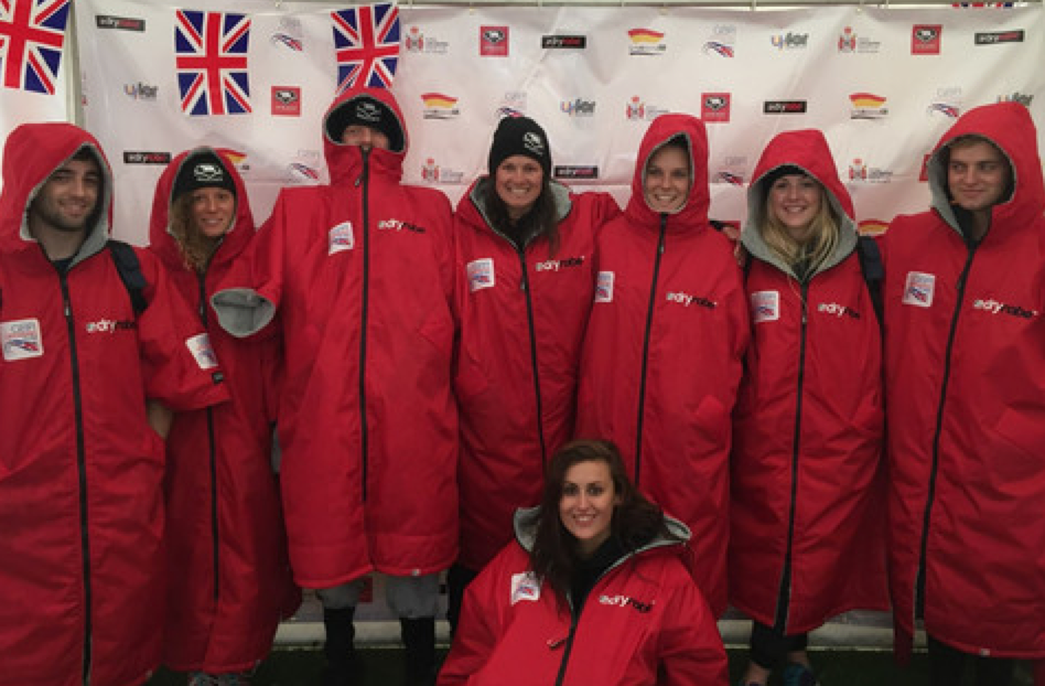 Surf Lifesaving | Team GB and dryrobe