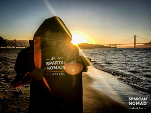 dryrobe joins the Spartan Nomad World Tour