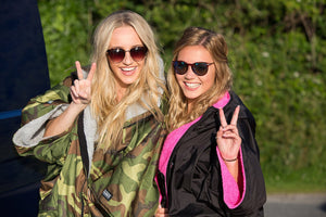 Are you dryrobe ready for festival season?