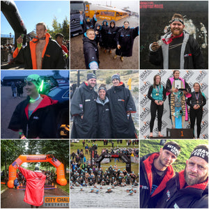 A big weekend - dryrobe at Spartan World Championships, plus much more